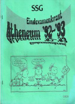 1992-1993-ssg-eindexamenkrant